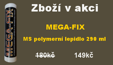 Lepidlo MEGA-FIX